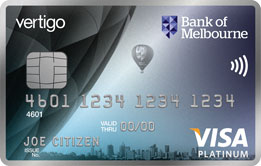 Vertigo Platinum Card