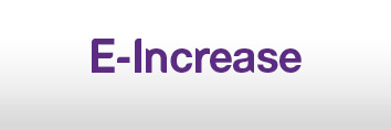 Find out more about e-Increase.